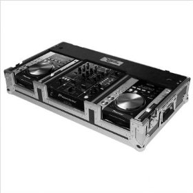 DJ Coffin for Two Pioneer / Denon CD Players and 10