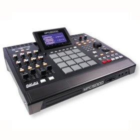 Akai MPC 5000 Music Production Center