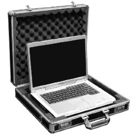 Marathon Elight Series MA-Elt Bk Laptop Case Holds Up To a 17-Inch Laptop Color: Black