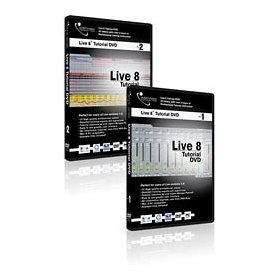 Live 8 Tutorial DVD Bundle