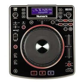 Numark NDX800 Tabletop Scratch CD Player (Standard)