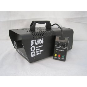 700 Watt Fog Pro Machine Metal Fogger with Timer
