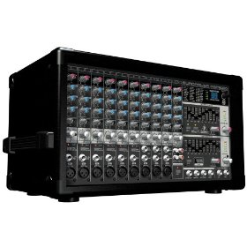 Behringer PMP2000 800-Watt 10-Channel Powered