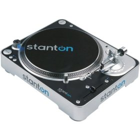 Stanton T.80 Turntable With Cartridge