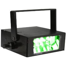 Mini Strobe LED Light Box Green