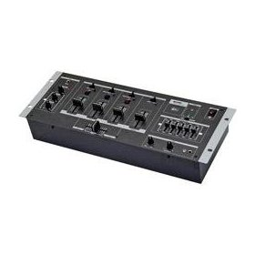 Gemini MM-1000 4-Channel DJ Mixer