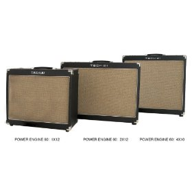 Tech 21 PW-60/410 60W, 4x10 powered cabinet with custom speakers