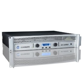 Crown XTI6000 Power Amplifier with integrated Speaker Management System