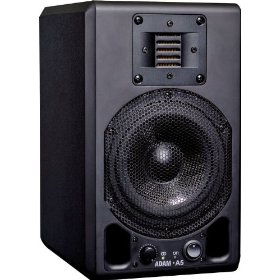 ADAM Audio A5 Active Studio Multimedia Monitor, Matte Black