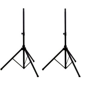 Acesonic SS-688 Professional Heavy Duty Speaker Stand (Pair)