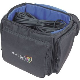 Arriba Cases AL-60 Padded Utility Bag With Wheels