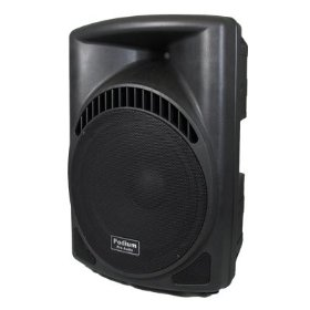 New 900 Watts Band DJ PA Karaoke Active Powered 15