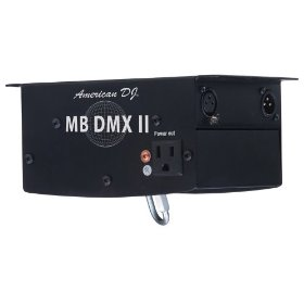 American DJ MB-DMXII DMX Controllable Mirror Ball Motor