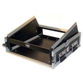 Brand New Tov T-2mr 2u + 10u Rack Space Dj Flight Case