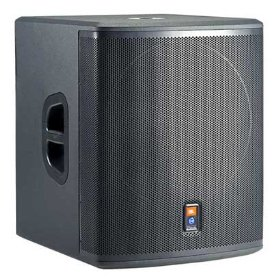 JBL PRX518S Powered PA Subwoofer (18 Inch, 500 Watts)
