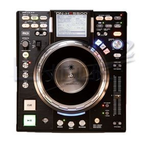 Denon DJ Turntable Media Player And Controller