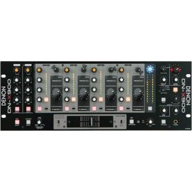 DNX900 4 Channel Professional Analog Digital DJ Mixer
