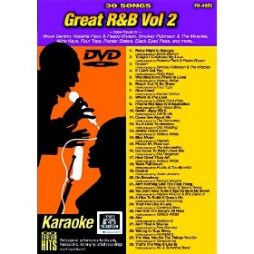 Forever Hits 4925 Great R&B Vol 2 (30 Song DVD)