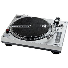 Gem Sound GT-USB Belt-Drive USB Turntable with Bias Soundsoap SE and Audacity Software