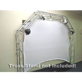 Global Truss Video Screen/Back Drop