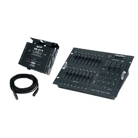 Elation Control Stage Pak 1 Complete Dimmer System 8 Channels