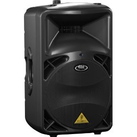 Behringer EurOlive B312A Processor-Controlled 400-Watt 2-Way PA Speaker System with 12 Woofer And 1.75 Titanium Compression Driver