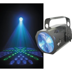 Chauvet VUE2.1 LED Rotating Moon Flower Light