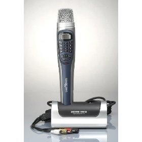 Magic Sing ET-13000 English Wireless Multiplex Karaoke Microphone 2009 Edition