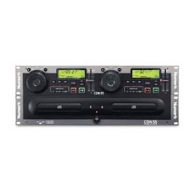 Numark CDN55 Rack-Mount Professional Dual CD Player