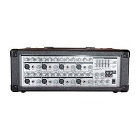 Pyle PMX801 Powered PA Mixer/Amplifier