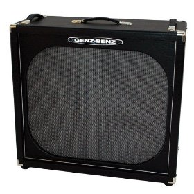 Genz Benz Black Pearl BP30-410CAB 4X10 Guitar Extension Cabinet