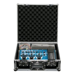 Odyssey FZGPEDAL17 Flight Zone 17 Guitar Pedal Board Ata Case