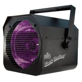 Chauvet Black Shadow Blacklight, 400 watt