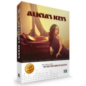 Alicia's Keys - VIRTUAL Piano Sample Library