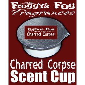 Charred Corpse Scent Cup - For Use in Froggys Scent Distribution Box