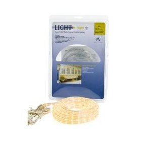 50-foot Commercial Grade Rope Light Kit