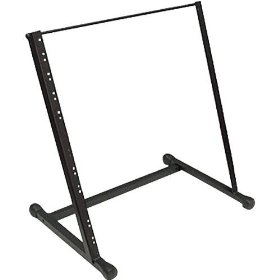 HOSA 11-SPACE TABLE-TOP STUDIO RACK