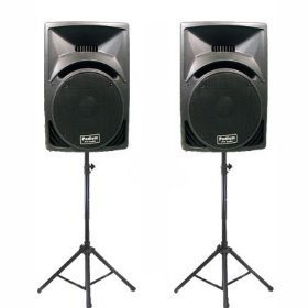 New Studio ABS Speakers 12