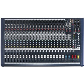 Soundcraft MPM 20 20-input Multipurpose Mixer