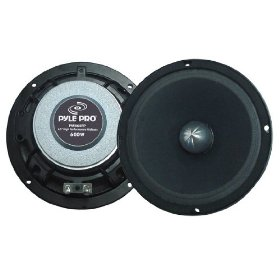 Pyle-Pro - 6.5'' High Power High Performance Neodymium Midbass