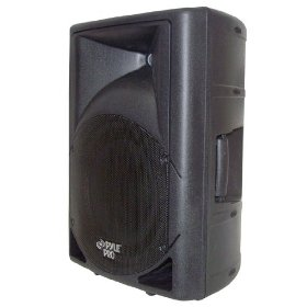 PYLE-PRO PPHP123M - 12'' 800 Watt Powered 2 Way Full Range Loud Speaker System w/Built in USB/MP3 Player