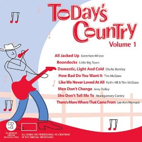Today's Country Vol. 1