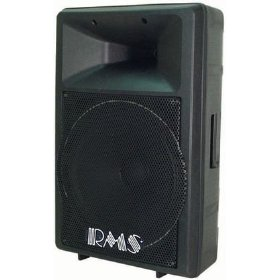 RMS RMSABS12 200 Watt Pro 2-Way Speaker - 12