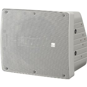 TOA HS-1200WT Coaxial Array Speaker 12 Inch Cone Woofer LF Driver, High Quality Sound, White