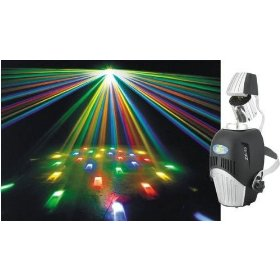 Chauvet ZX15 Precision Series Moonflower Barrel DJ Lighting Effect