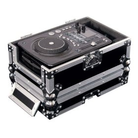 Odyssey FZCDI Flight Zone Ata Case For A Single Medium Format Cd Player