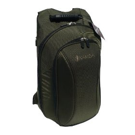 Namba Gear Big Namba Studio Backpack, High Performance Backpack for Musicians & DJs in Olive Green, BN-25-GN