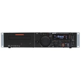 Gemini CDMP-1300 Professional 2U Single Player (CD/MP3/USB)