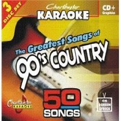 Karaoke: Greatest Songs of 90s Country Hits