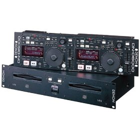 Denon DND6000 Dual DJ CD Player